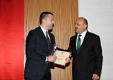 Turkey 2017 - Award